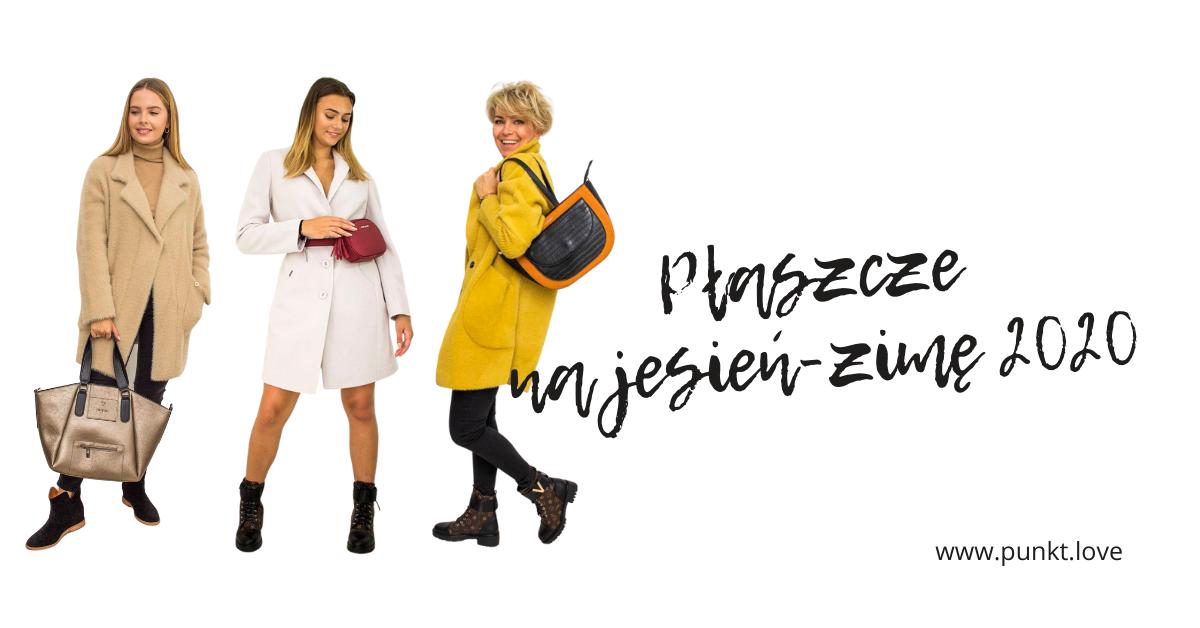 Jesienna odzież damska - ciepłe płaszcze damskie.